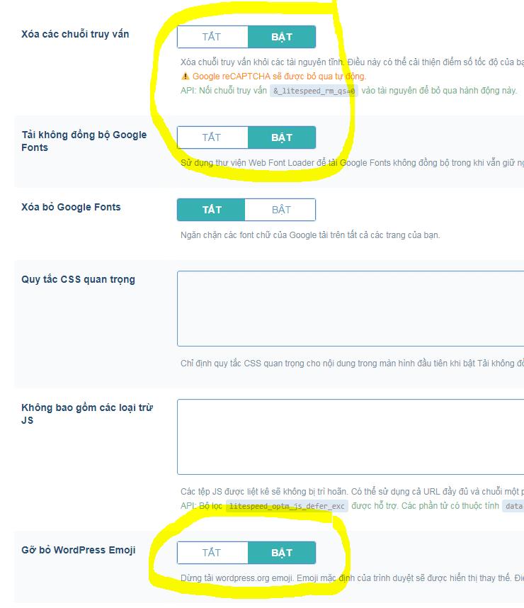 hướng dẫn tối ưu tốc độ website theo litespeed cache theo gtmetrix