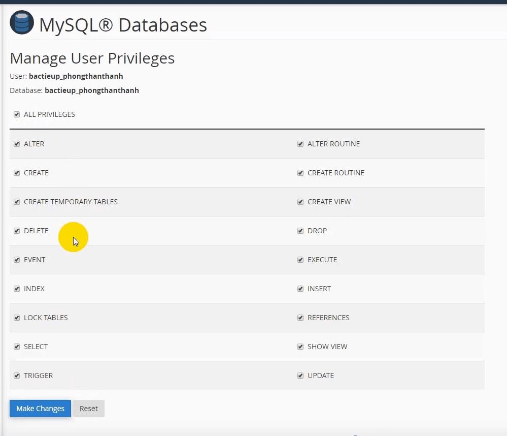 đưa web từ localhost lên hosting
