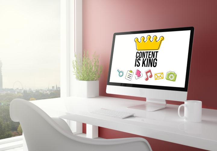 Content is King vì thế mà bất cứ ai là webmaster, chủ doanh nghiệp cần chú ý vấn đề này.